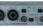 Edirol UA-25 now shipping!
