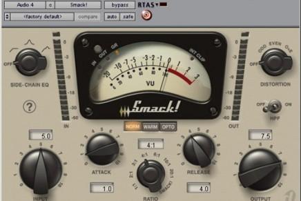 Digidesign has announced Smack!