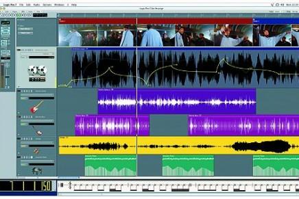 Apple introduces Logic Pro 7 & Logic Express 7