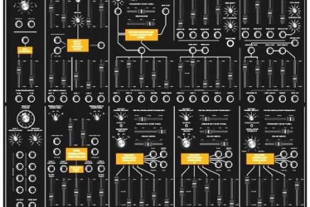 Macbeth Studio Systems introduces M5 analog synthesizer