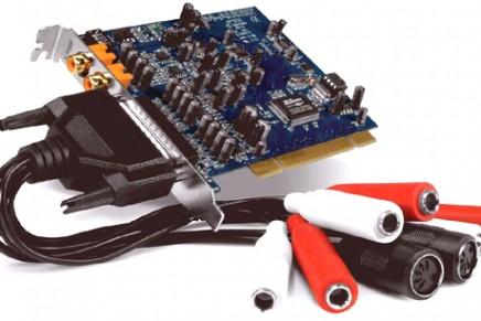 M-Audio releases new Audiophile 192 digital audio interface