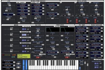 Moog introduces editor-librarian software for the Minimoog Voyager