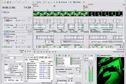 Sony remixes Acid 5.0 Pro