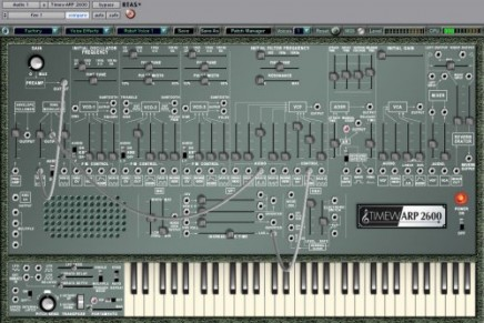 Way Out Ware software announces a ARP 2600 emulation