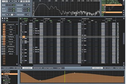 Renoise 1.5 Beta1 is released