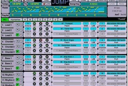 Hard Note updates JUMP to version 1.16.