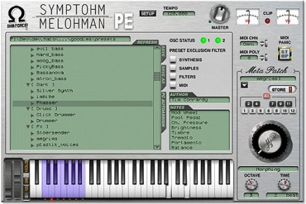 Ohmforce introduces Symptohm Performer Edition