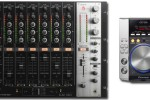 Pioneer announces new Mixer and CD player