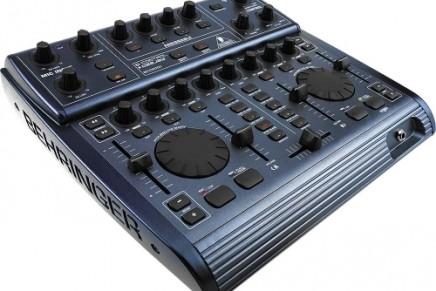 Behringer announces a audio interface/ DJ controller