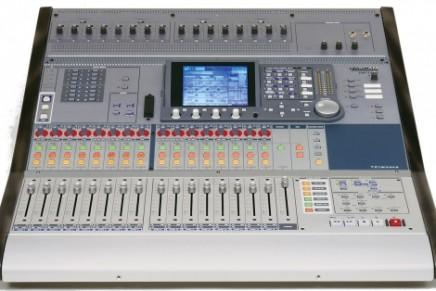 Tascam announces the DM-3200 digital console