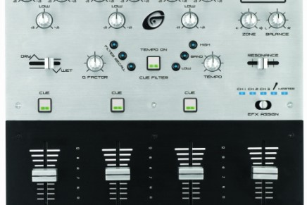 Gemini announces the PS-03 DSP Filter effects mixer