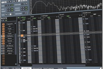 Renoise gets an update to Release Candidate 2