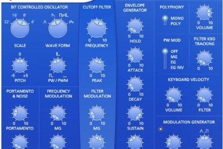 FabFilter One VST plug-in for Mac OS X