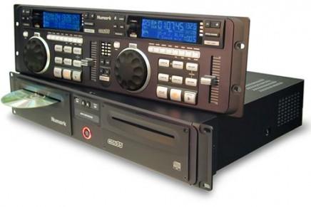 Numark announces CDN95 Media Player