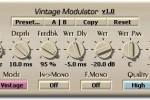 Voxengo releases Vintage Modulator