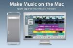 Apple seminars: Music on a MAC