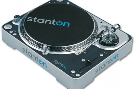 Stanton announces new T-series turntables