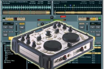 Hercules DJ Console now powered by NI's TRAKTOR