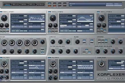 TerraTec Producer has announced Komplexer