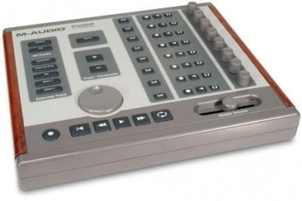 M-Audio iControl: control for Garageband