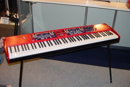 Clavia have announced the Nord Stage (Final Update)