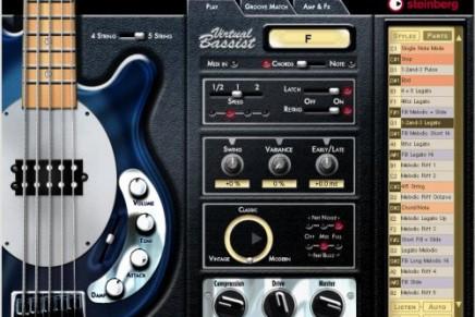 Steinberg announces virtual bassist