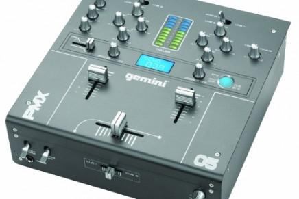 Gemini announces the PMX-05, a 2 Channel FX Mixer