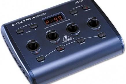 Behringer released BCN44 midi controller