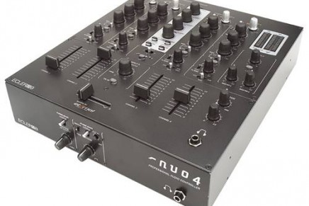 Ecler releases the long awaited NUO-4