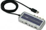 Edirol adds ASIO and 24bit/96kHz Audio Support to UA-1EX