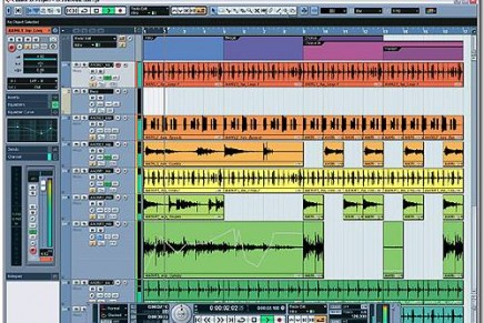 Steinberg releases Cubase SX3.1 and SL3.1