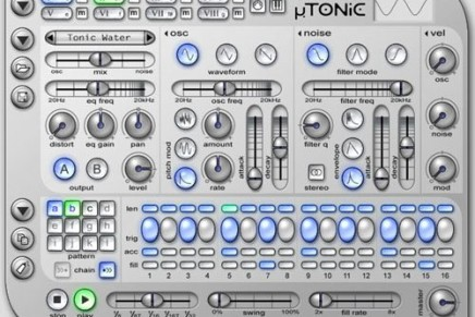 Sonic Charge updates uTonic to v.2.0.