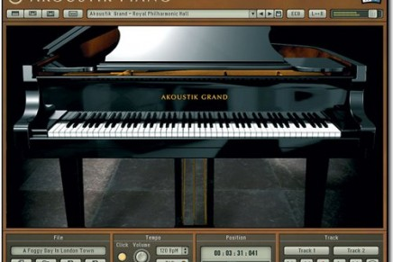 Native Instruments announces Akoustik Piano