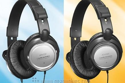 Audio-Technica introduces ATH-T22/44
