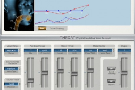 Antares updates AutoTune 4 and announces AVOX