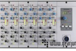 Solid State Logic announces the XLogic X-Rack