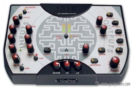 Mindprints TRIO goes USB!