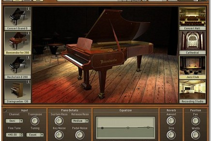 Native Instruments starts shipping Akoustik Piano