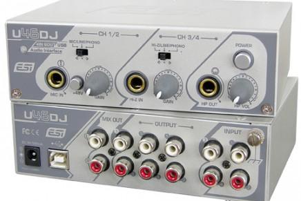 ESI Egosys introduces USB Mobile Recording Interface