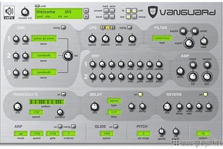 reFX has updated Vanguard to v.1.5.1.