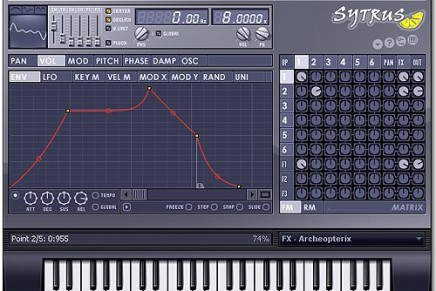 FL Studio releases Sytrus v.2.0.