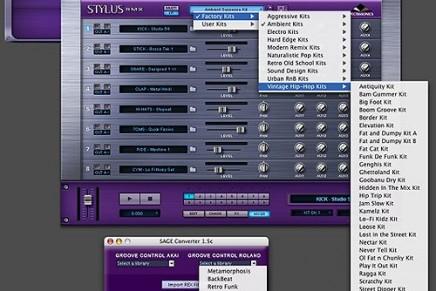 Stylus RMX version 1.5 Released
