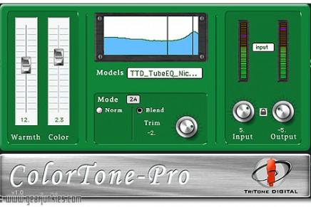 Tritone released ColorTone
