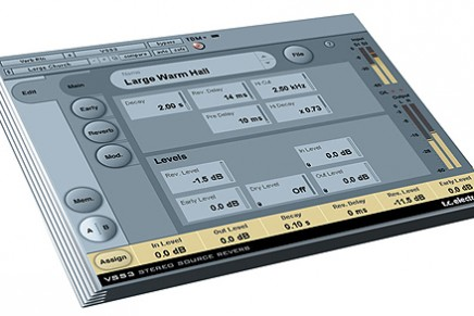 TC Electronic releases VSS3 for Pro Tools|HD