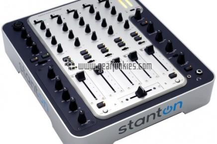 New stanton DJ mixer the M.505