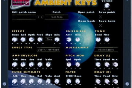 MHC releases Ambient Keys for MAC