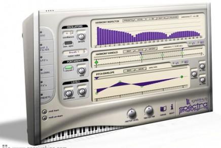 Kjaerhus Audio updates Spectra to v.1.0.1.