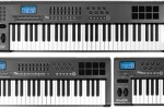 M-Audio releases new Axiom Keyboard Controller series