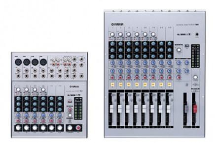 Yamaha introduces new Mixers MW10 and MW12