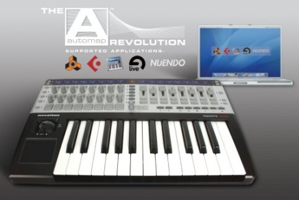 The Novation ReMOTE SL Goes Live!